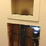Pipes burst Broomfield