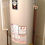 Water Heater Gunbarrel