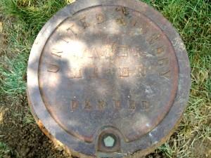 Locate Your Main Water Shut Off Mcadams Plumbing Inc
