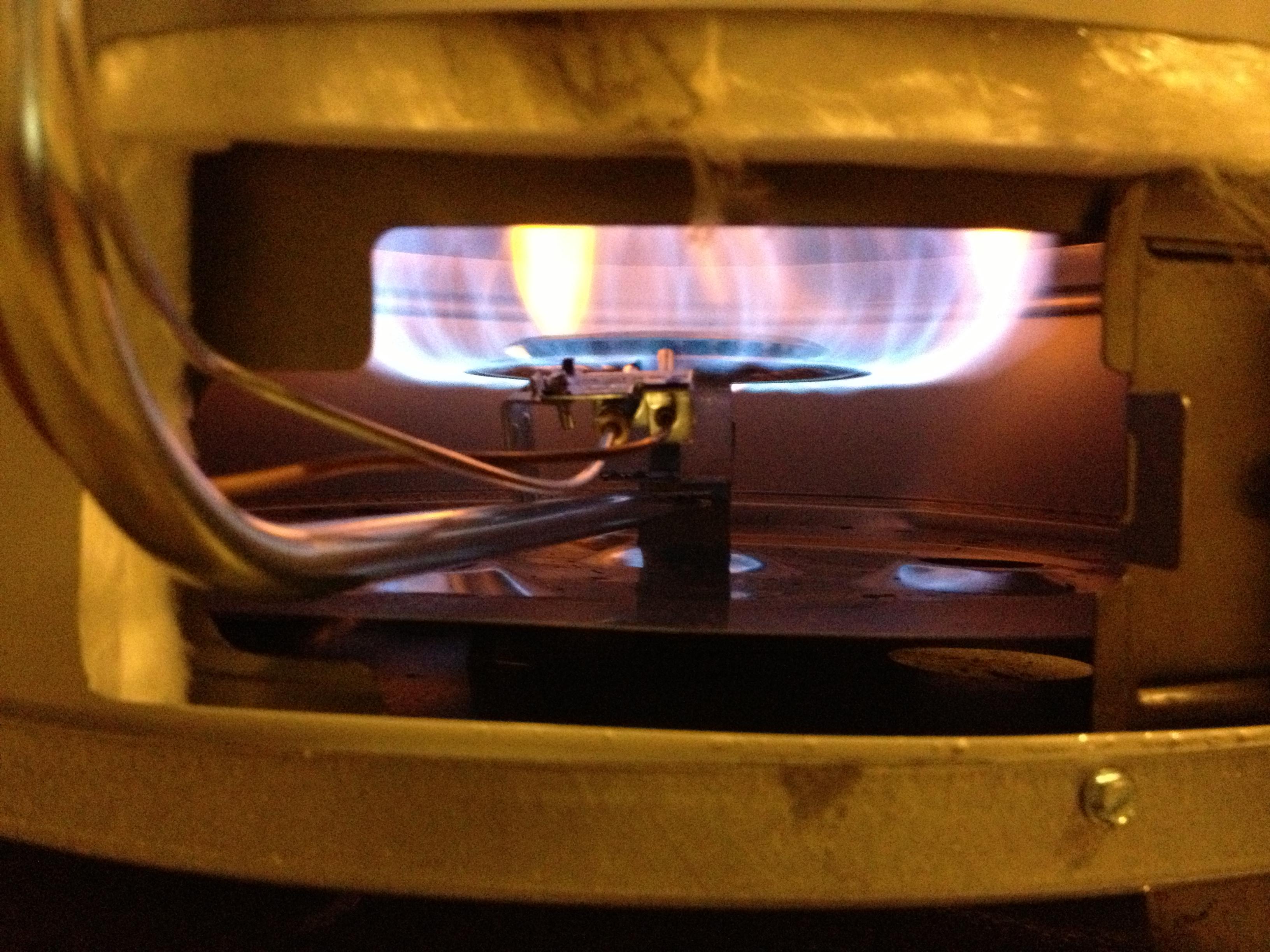 Trouble Lighting Pilot Light Water Heater