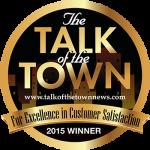Plumbing Customer Service Award